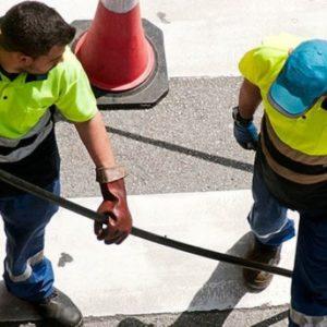 Trabajos de Redes de Abasteciminento y Saneamineto y Pocería