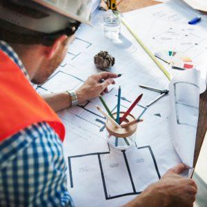 Responsables de obra y técnicos de ejecución en empresas de construcción