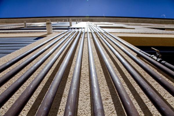 Trabajos de Gaseoductos y Redes de Distribución de Gases Combustibles (Metal)